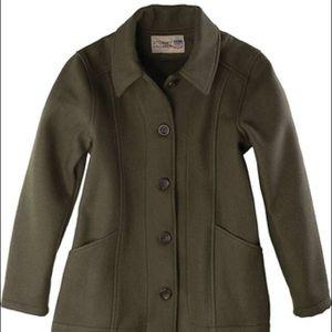 Stormy Kromer Olive Coat